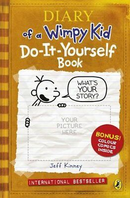 Diary of a Wimpy Kid: Do-It-Yourself Book, Kinney, Jeff Paperback Book The Cheap