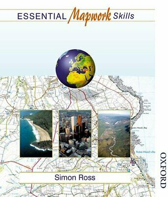 Essential Mapwork Skills 1: ICT Exercises for GCSE G... by Ross, Simon Paperback
