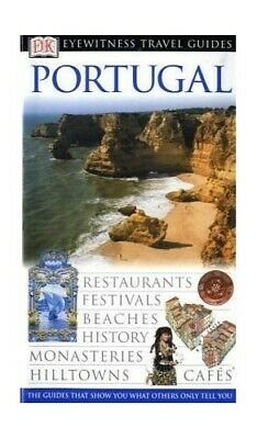 Portugal (DK Eyewitness Travel Guide) by Symington, Martin Hardback Book The