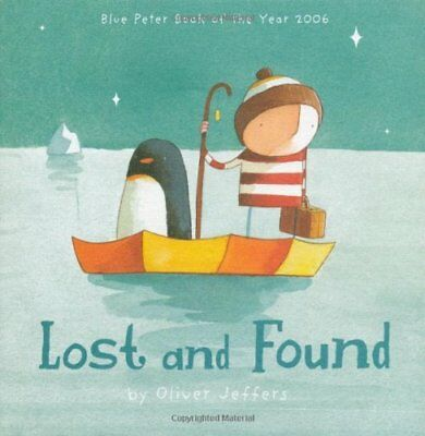 Lost and Found, Jeffers, Oliver Hardback Book The Cheap Fast Free Post