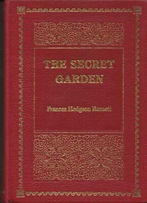 Secret Garden (De Luxe Classics) by Burnett, Frances Hodgson Hardback Book The