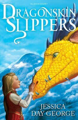 Dragonskin Slippers (Dragon Slippers) by Day George, Jessica Book The Cheap Fast