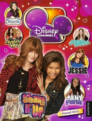 Disney Channel Annual 2013 (Annuals 2013) Book The Cheap Fast Free Post