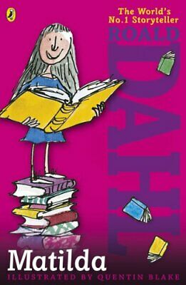 Matilda by Dahl, Roald Book The Cheap Fast Free Post