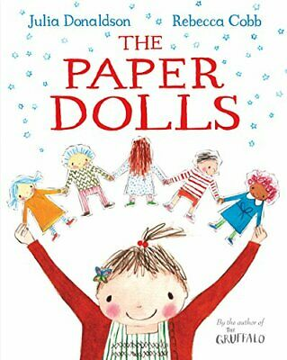 The Paper Dolls by Donaldson, Julia Book The Cheap Fast Free Post