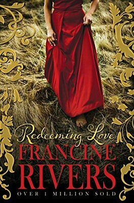 Redeeming Love by Francine Rivers Book The Cheap Fast Free Post