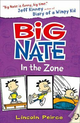 Big Nate in the Zone (Big Nate, Book 6) by Peirce, Lincoln Book The Cheap Fast