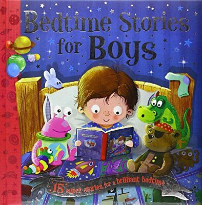 First Bedtime Stories for Boys Book The Cheap Fast Free Post