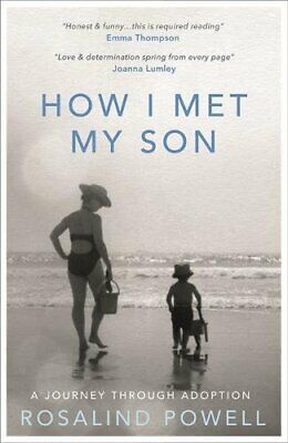 How I Met My Son: A Journey Through Adoption by Powell, Rosalind Book The Cheap
