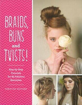 Braids, Buns and Twists Book The Cheap Fast Free Post