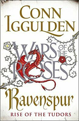 Ravenspur: Rise of the Tudors (The Wars of the Roses) by Iggulden, Conn Book The