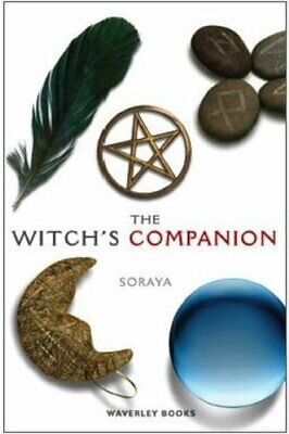 The Witch's Companion by Soraya Paperback Book The Cheap Fast Free Post