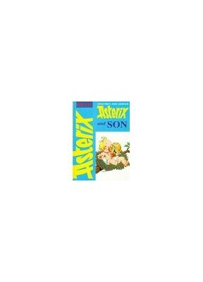 Asterix and Son BK 28 (Classic Asterix hardbacks) by Goscinny, Ren� Hardback The