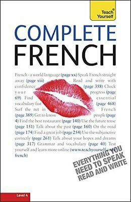 Complete French (Learn French with Teach Yourself) by Graham, Gaelle Paperback