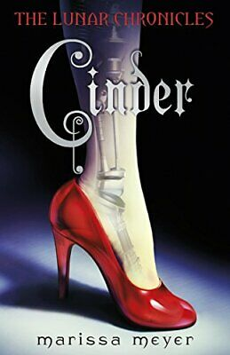 Cinder by Marissa Meyer Book The Cheap Fast Free Post