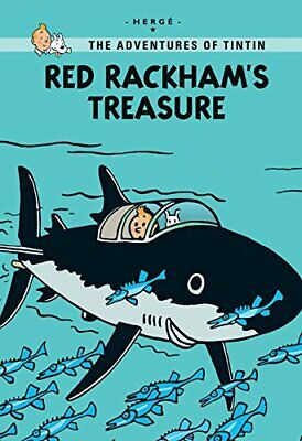 Red Rackham's Treasure (Tintin Young Readers Series) by Herg� Book The Cheap
