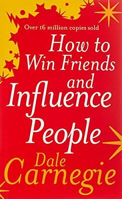 How to Win Friends and Influence People, Carnegie, Dale Book The Cheap Fast Free