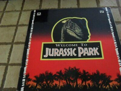 Jurassic Park (Look-look Books) by Crichton, Michael Hardback Book The Cheap