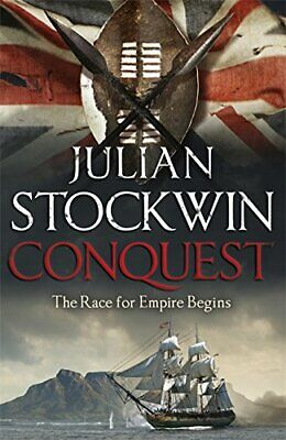 Conquest: Thomas Kydd 12 by Stockwin, Julian Book The Cheap Fast Free Post