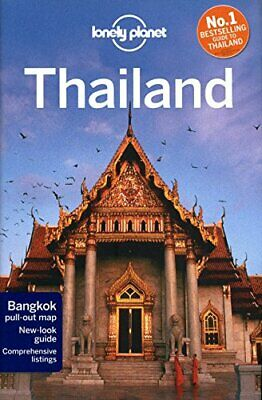 Lonely Planet Thailand (Travel Guide) by Presser, Brandon Book The Cheap Fast