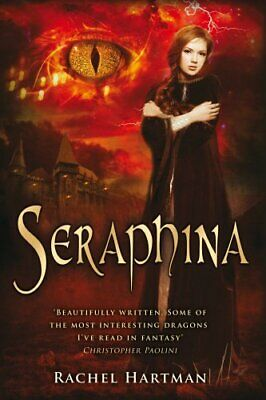 Seraphina by Hartman, Rachel Book The Cheap Fast Free Post
