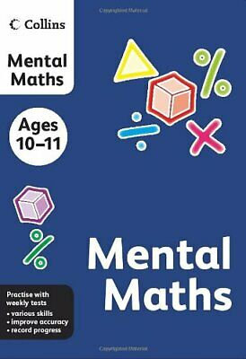 Collins Mental Maths (Collins Practice): Ages 10-11 by Known, Not Book The Cheap