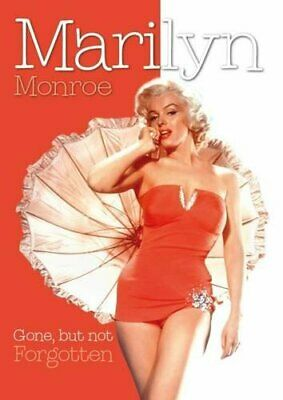 Marilyn Monroe Gone But Not Forgotten by Jessica Bailey Book The Cheap Fast Free