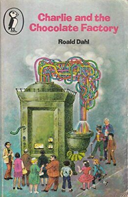 Charlie and the Chocolate Factory by Dahl, Roald Paperback Book The Cheap Fast