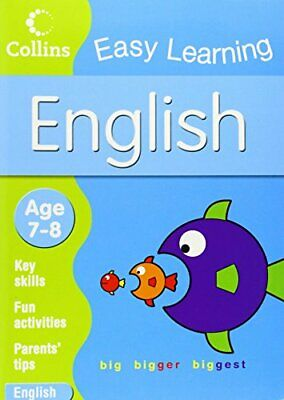 English: Age 7-8 (Collins Easy Learning Age... by Collins Easy Learnin Paperback