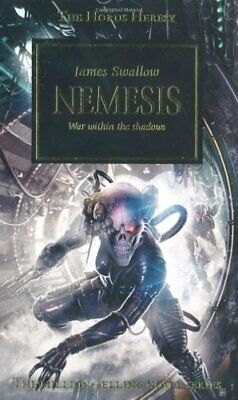 Nemesis (The Horus Heresy) by Swallow, James Paperback Book The Cheap Fast Free