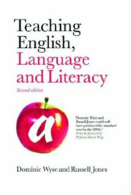 Teaching English, Language and Literacy by Wolpert, Mary Anne Paperback Book The