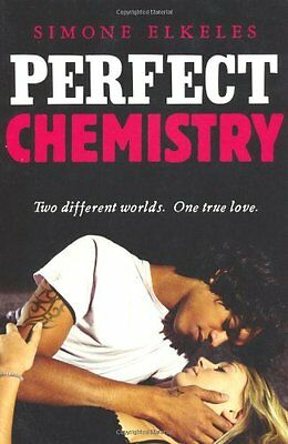 Perfect Chemistry, Elkeles, Simone Paperback Book The Cheap Fast Free Post