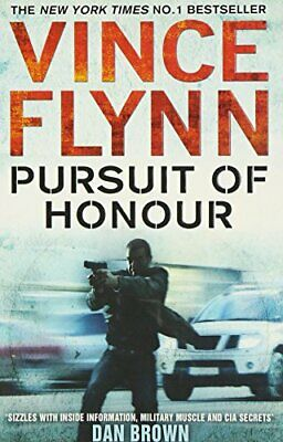 Pursuit of Honour, Flynn, Vince Paperback Book The Cheap Fast Free Post