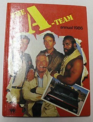 THE A-TEAM ANNUAL 1986, No Author Book The Cheap Fast Free Post
