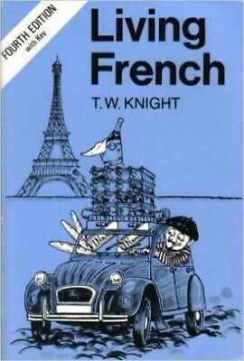 LIVING FRENCH 4TH EDITION by , KNIGHT Paperback Book The Cheap Fast Free Post