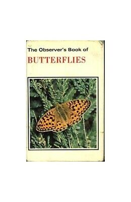 Observer's Book of Butterflies (Observer's Pocket S.) Hardback Book The Cheap
