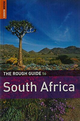 The Rough Guide to South Africa by Velton, Ross Paperback Book The Cheap Fast