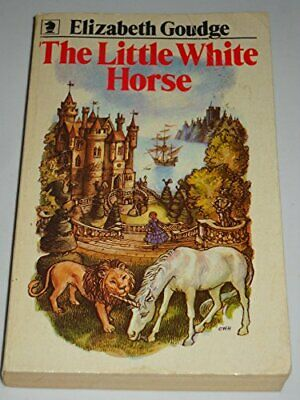 The Little White Horse (Knight Books) by Goudge, Elizabeth Paperback Book The