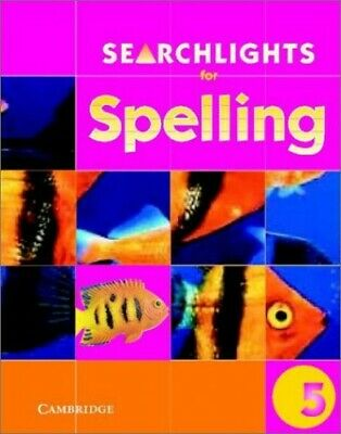 Searchlights for Spelling Year 5 Pupil's Book by Corbett, Pie Paperback Book The