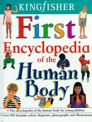 First Encyclopedia of the Human Body by Walker, Richard Hardback Book The Cheap