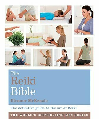 The Reiki Bible: Godsfield Bibles by McKenzie, Eleanor Paperback Book The Cheap