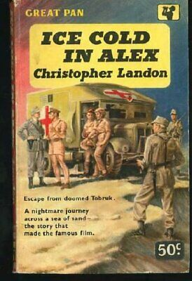 Ice Cold in Alex by Landon, Christopher Paperback Book The Cheap Fast Free Post
