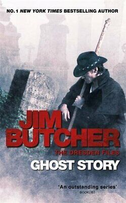 Ghost Story: The Dresden Files, Book Thirteen by Butcher, Jim Hardback Book The