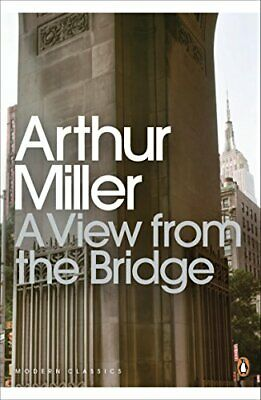 A View from the Bridge (Penguin Modern Classics) by Miller, Arthur Paperback The