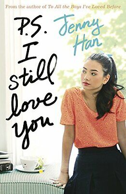 P.S. I Still Love You by Han, Jenny Book The Cheap Fast Free Post
