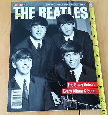 """The Beatles """"MUSIC ICONS"""" The Story Behind Every Album & Song July. 2015"""