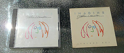 John Lennon Imagine Movie CD + Imagine Movie Promo CD (Jealous Guy)