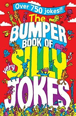 The Bumper Book of Very Silly Jokes by Books, Macmillan Children's Book The