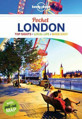 Lonely Planet Pocket London (Travel Guide) by Filou, Emilie Book The Cheap Fast