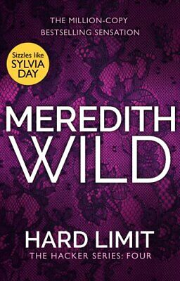 Hard Limit: (The Hacker Series, Book 4) by Wild, Meredith Book The Cheap Fast